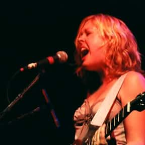 Corin Tucker is listed (or ranked) 15 on the list The Best Riot Grrrl Bands