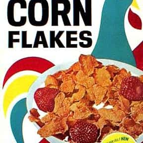 Corn flakes is listed (or ranked) 9 on the list How Much Grocery Store Items Cost In 1990 Vs. 2020