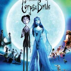 Corpse Bride is listed (or ranked) 20 on the list The Best Fantasy Movies for 10 Year Old Kids