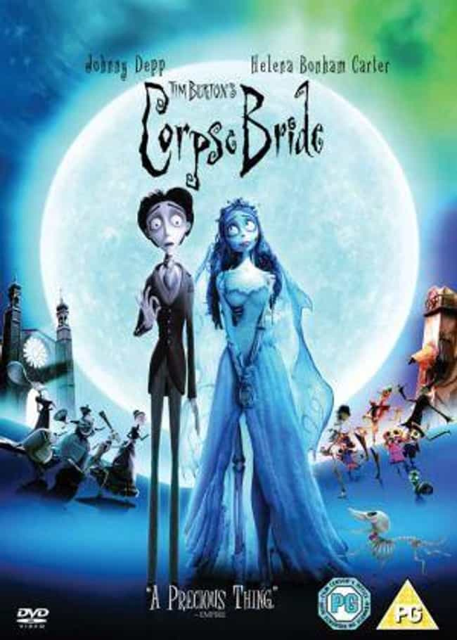 Corpse Bride is listed (or ranked) 1 on the list What To Watch If You Love 'Coco'