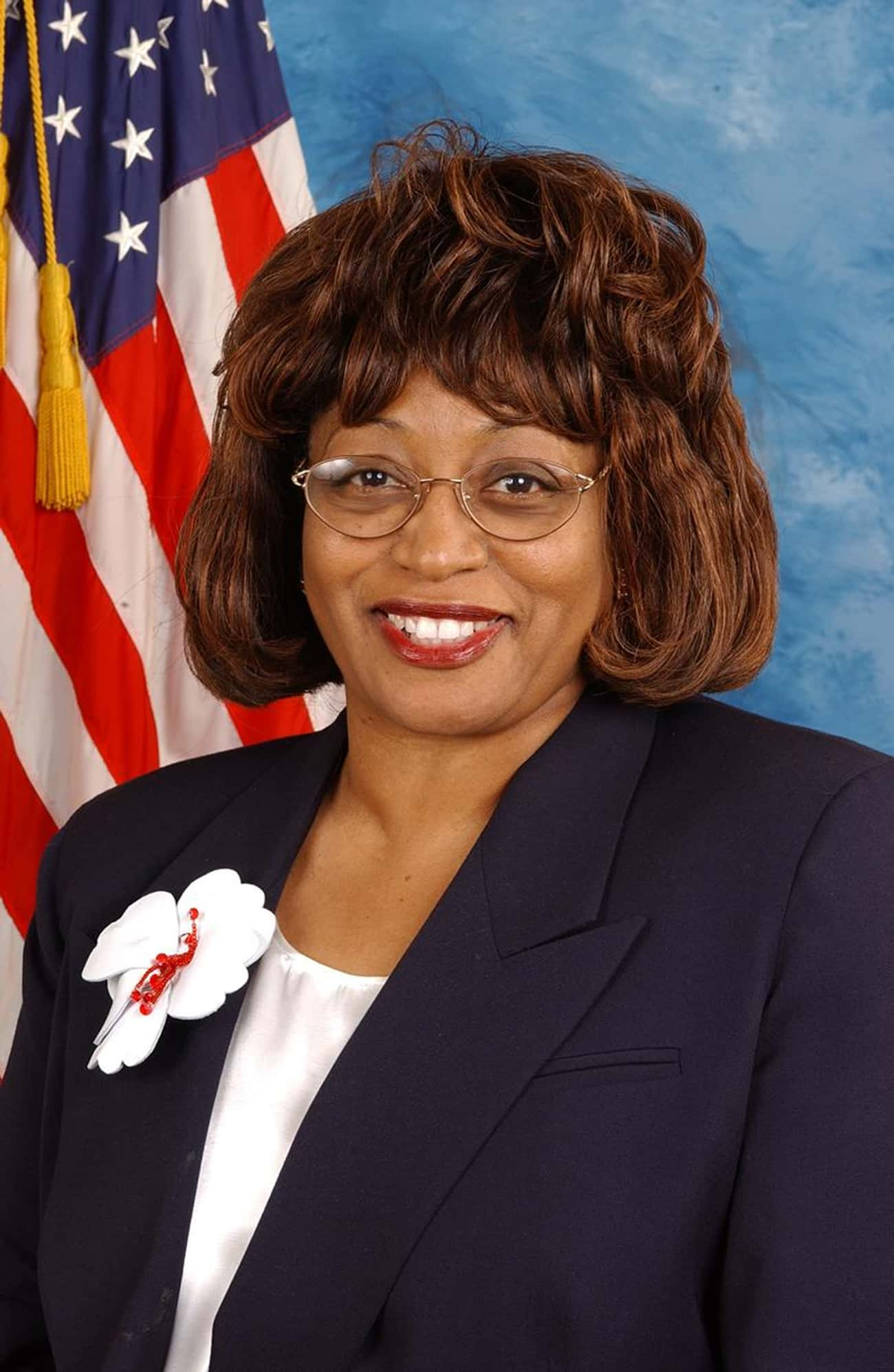Corrine Brown is listed (or ranked) 1 on the list Famous Edward Waters College Alumni