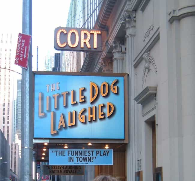 Cort Theatre is listed (or ranked) 2 on the list List of Thomas W. Lamb Architecture