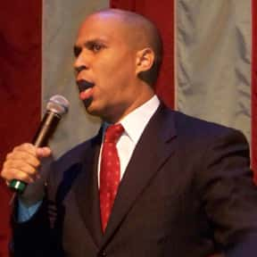 Cory Booker is listed (or ranked) 25 on the list List of Famous Washington, D.C. Politicians