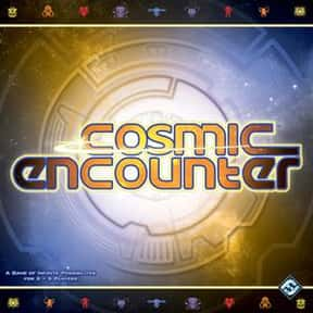 Cosmic Encounter is listed (or ranked) 17 on the list The Best Board Games For 6-8 Players
