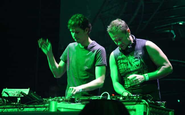 Cosmic Gate is listed (or ranked) 2 on the list The Best Tech Trance DJs