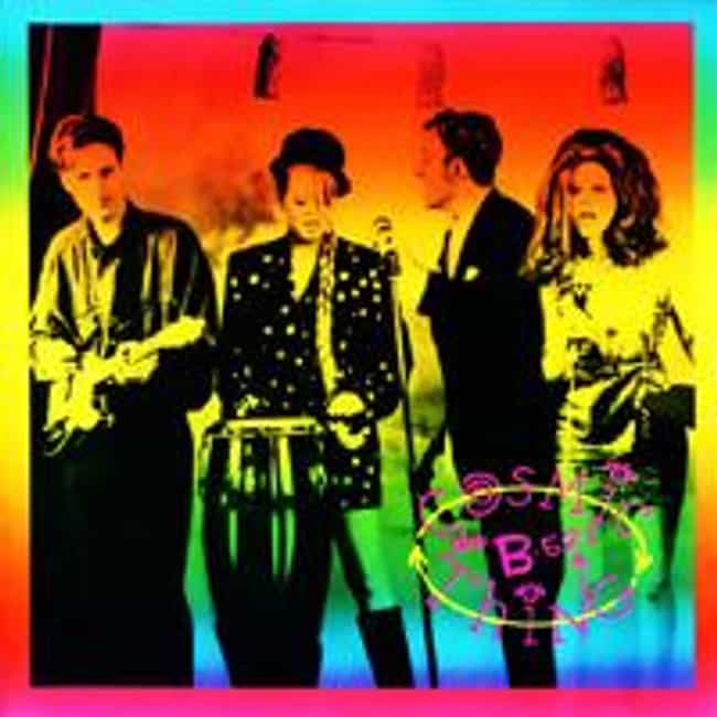 Cosmic Thing is listed (or ranked) 2 on the list The Best B-52's Albums of All Time