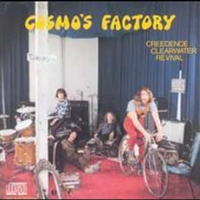 Cosmo's Factory is listed (or ranked) 11 on the list The Greatest Albums of All-Time