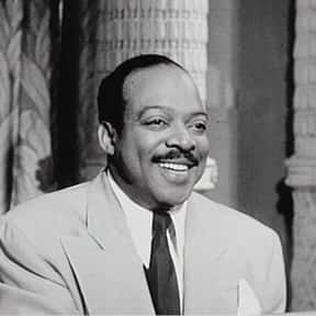 Count Basie is listed (or ranked) 3 on the list The Best Musical Artists From New Jersey