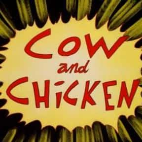 Cow and Chicken is listed (or ranked) 23 on the list The Most Crude and Classic '90s Adult Cartoons