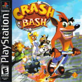 Crash Bash is listed (or ranked) 2 on the list The Best PS3 Party Games