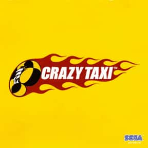 Crazy Taxi is listed (or ranked) 16 on the list The Best '90s Arcade Games