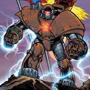 Crimson Dynamo is listed (or ranked) 5 on the list The Best Iron Man Villains Ever