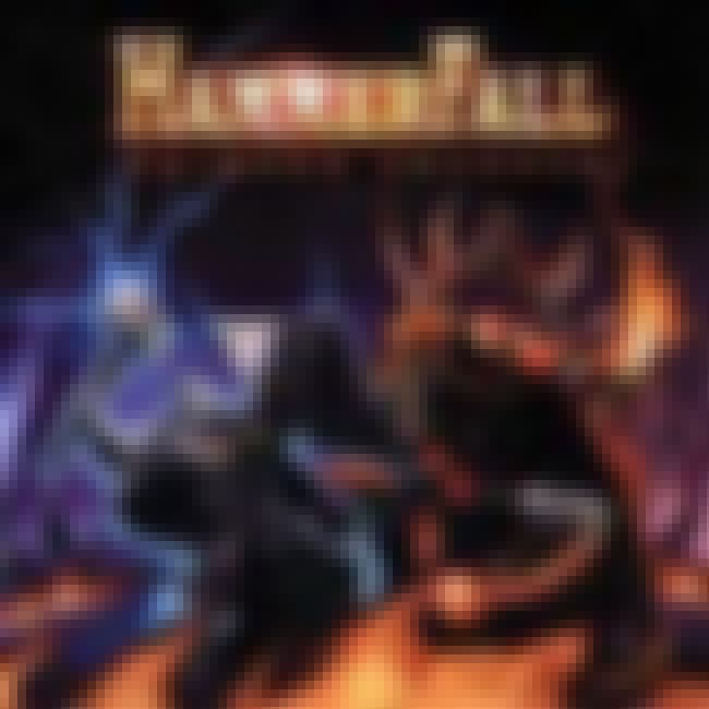Crimson Thunder is listed (or ranked) 4 on the list The Best HammerFall Albums of All Time