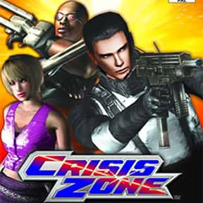 Crisis Zone is listed (or ranked) 6 on the list The Best Time Crisis Games