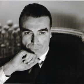 Cristóbal Balenciaga is listed (or ranked) 5 on the list The Most Influential People in Fashion