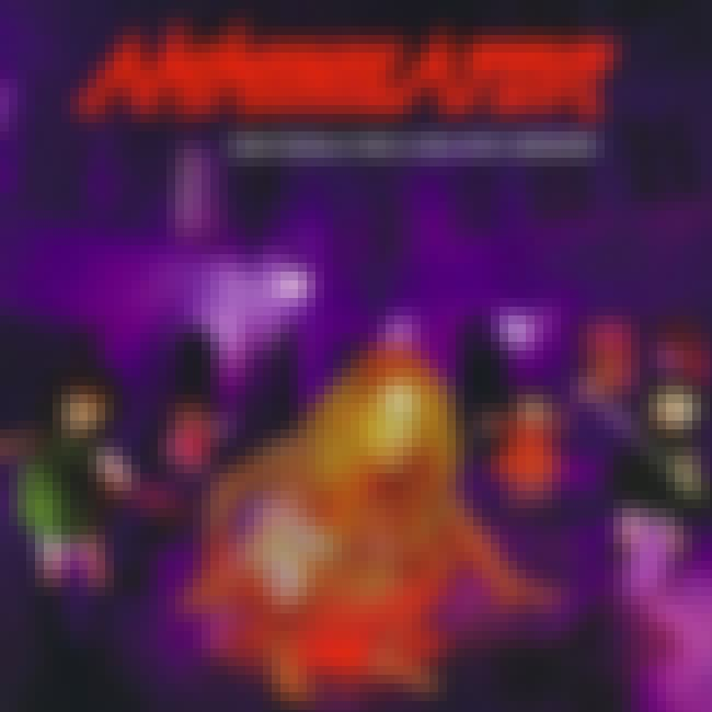 Criteria for a Black Widow is listed (or ranked) 4 on the list The Best Annihilator Albums of All Time