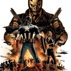 Crossbones is listed (or ranked) 4 on the list The Best Captain America Villains Ever