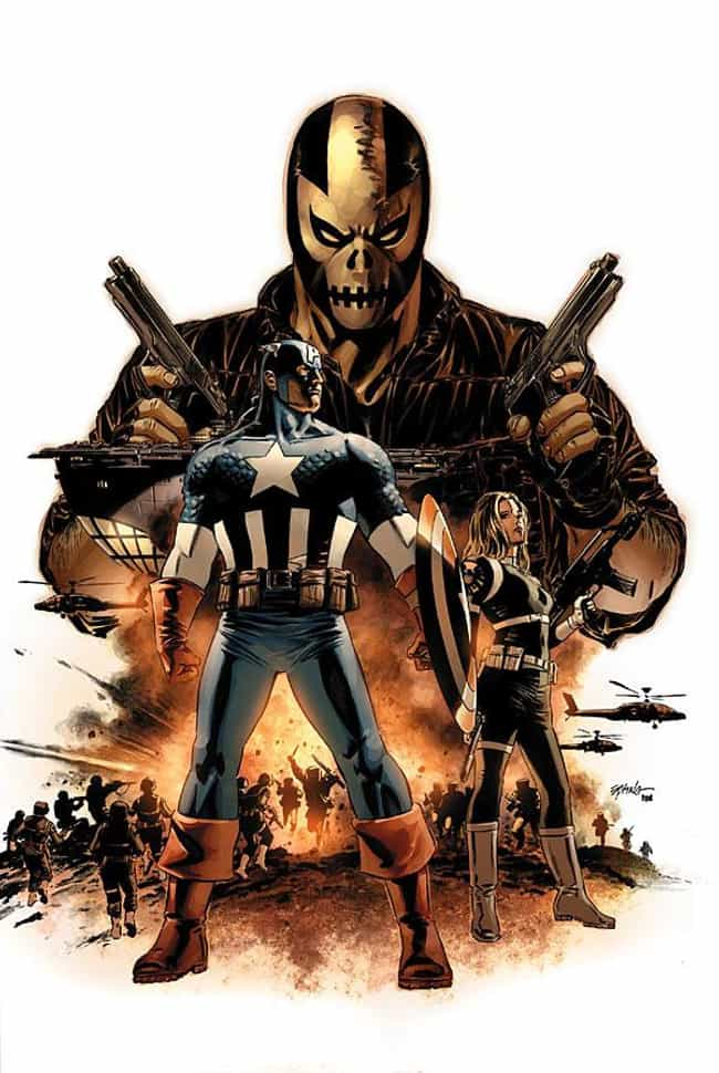 Crossbones is listed (or ranked) 2 on the list Captain America's Greatest Villains
