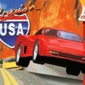 Cruis'n USA is listed (or ranked) 8 on the list The Best '90s Arcade Games