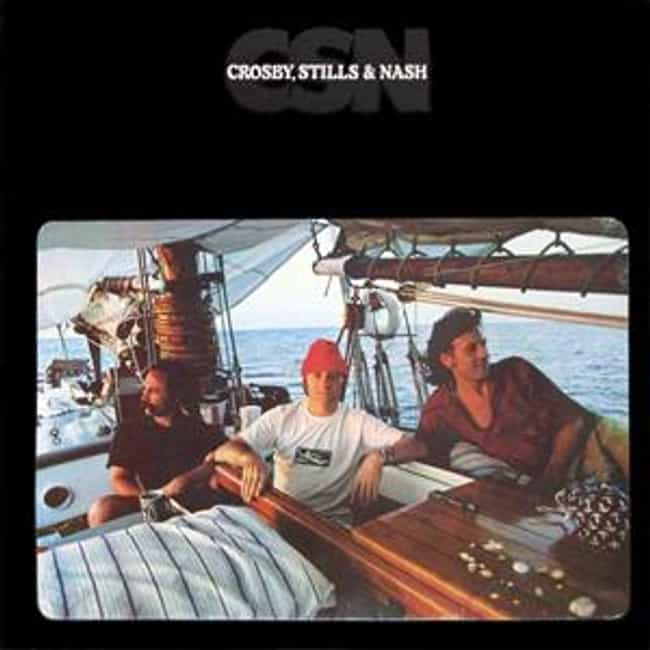 CSN is listed (or ranked) 4 on the list Crosby, Stills & Nash Albums, Discography