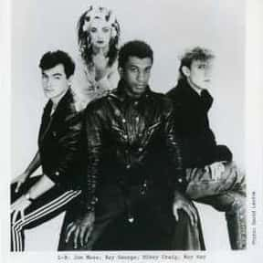 Culture Club is listed (or ranked) 13 on the list The Best Pop Artists of the 1980s