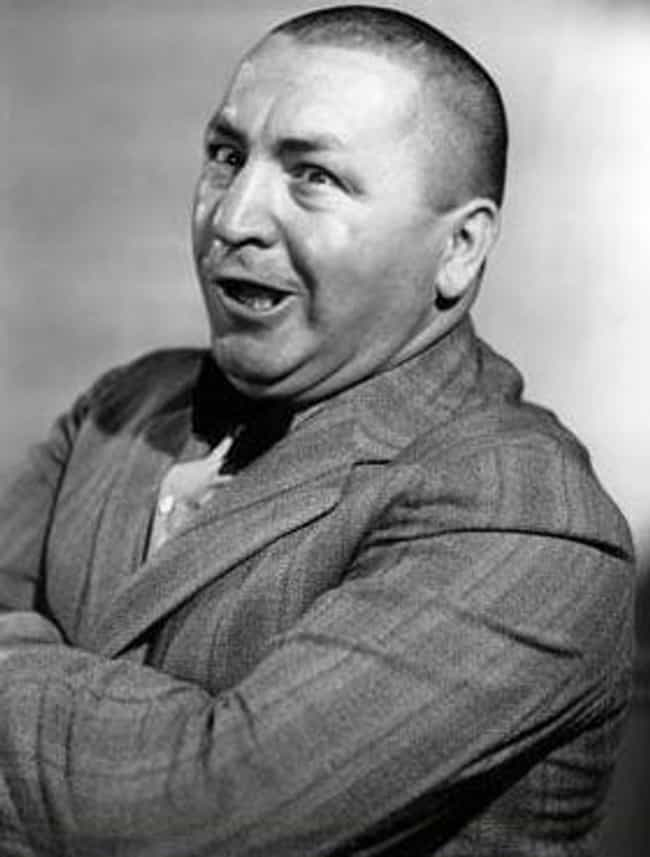 Curly Howard is listed (or ranked) 1 on the list The Three Stooges Cast List