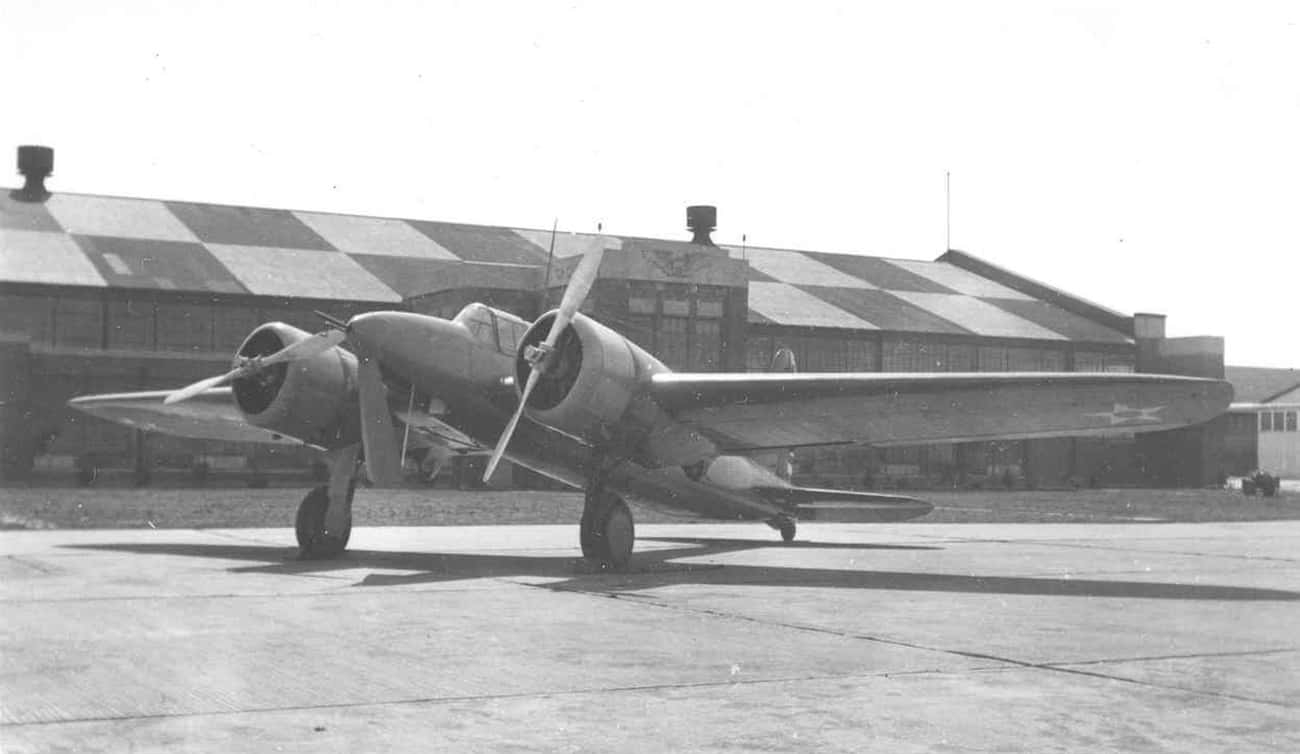 Curtiss XA-14 is listed (or ranked) 2 on the list Curtis Aircraft Types