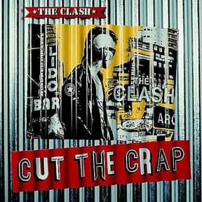 Cut the Crap is listed (or ranked) 2 on the list The Worst Albums by Great Bands