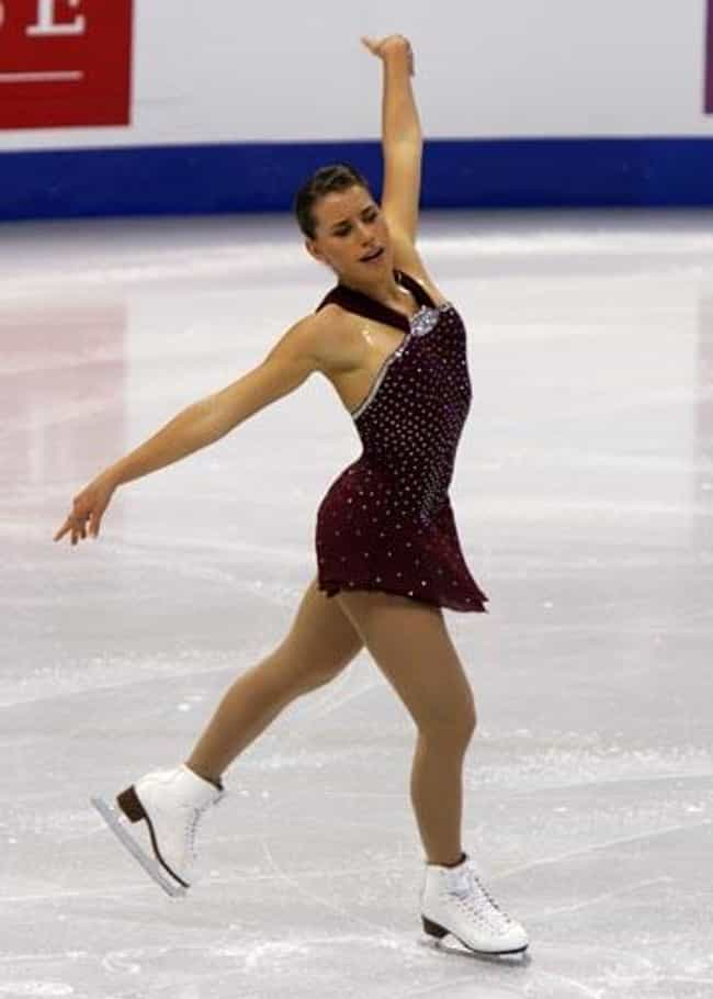 Cynthia Phaneuf is listed (or ranked) 4 on the list Famous Figure Skaters from Canada