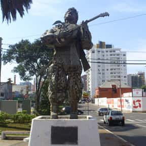Teixeirinha is listed (or ranked) 2 on the list Famous Guitarists from South America