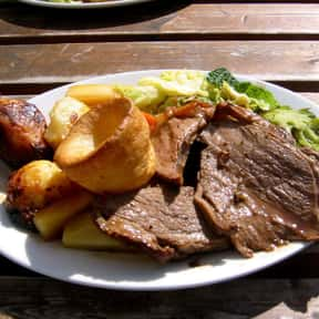 Roast beef is listed (or ranked) 24 on the list The Best Foods to Eat After a Workout