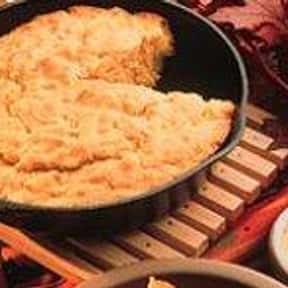 Cornbread is listed (or ranked) 16 on the list The Most Delicious Thanksgiving Side Dishes