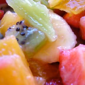 Fruit salad is listed (or ranked) 5 on the list The Best Outdoor Summer Side Dishes