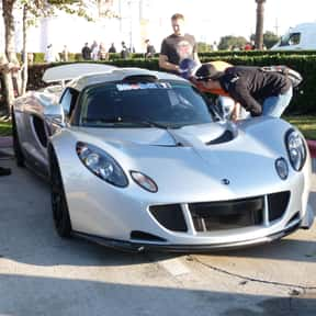 Hennessey Venom GT is listed (or ranked) 21 on the list The Best Inexpensive Cars You'd Love to Own