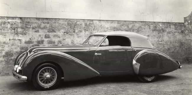 Delahaye 135 is listed (or ranked) 4 on the list Full List of Delahaye Models