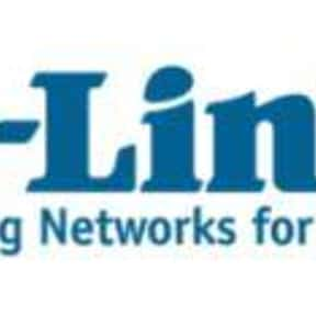 D-Link is listed (or ranked) 3 on the list The Best Router Brands