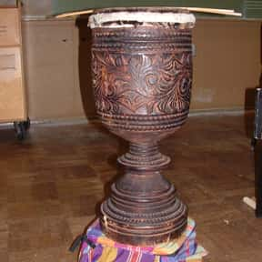Dabakan is listed (or ranked) 8 on the list Drum - Instruments in This Family