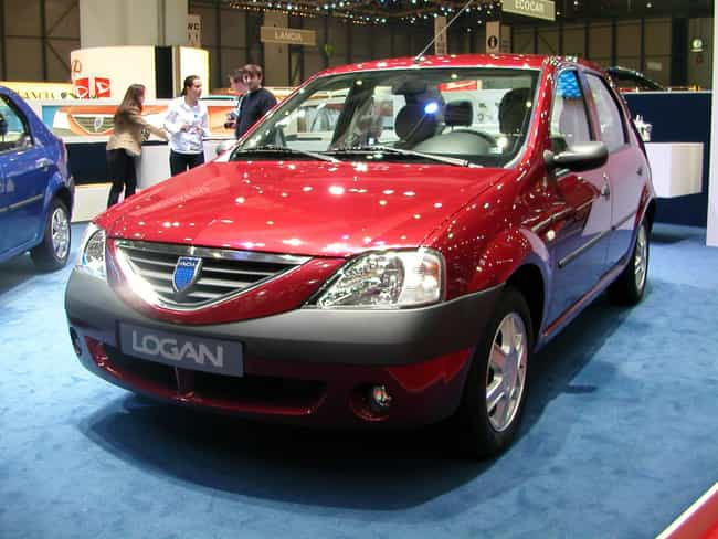 Dacia Logan is listed (or ranked) 3 on the list Full List of Dacia Models