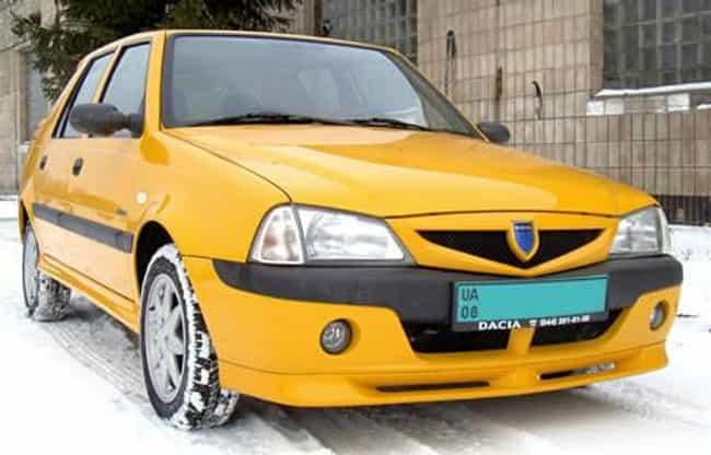 All Dacia Models List Of Dacia Cars Vehicles Nodes
