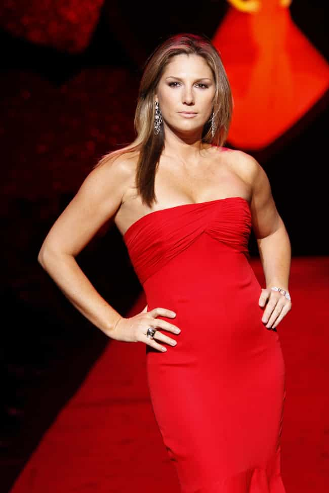 Daisy Fuentes is listed (or ranked) 3 on the list Hottest Pokers