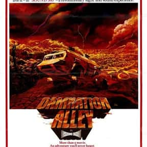 Damnation Alley is listed (or ranked) 20 on the list The Best '70s Disaster Movies