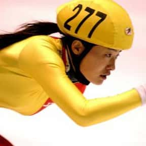 Sun Dandan is listed (or ranked) 22 on the list Famous Athletes from China