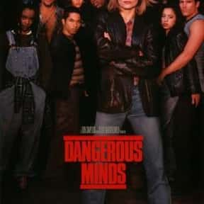 Dangerous Minds is listed (or ranked) 11 on the list Movies Turning 25 In 2020
