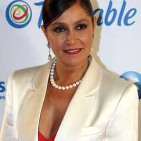 Daniela Romo is listed (or ranked) 13 on the list TV Actors from Mexico City