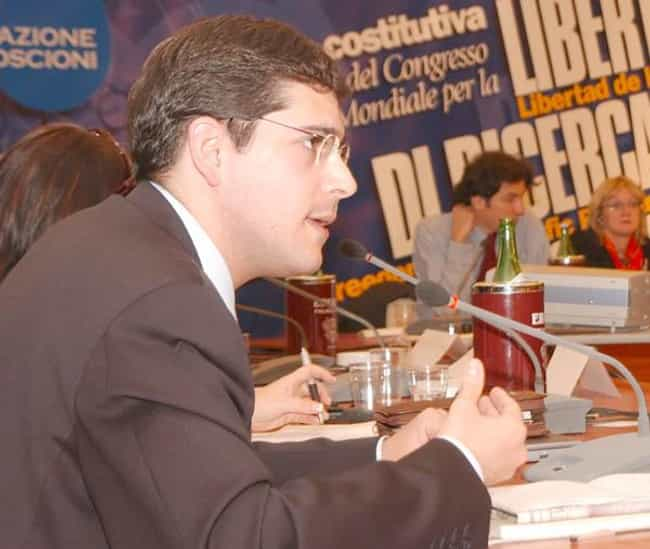Daniele Capezzone is listed (or ranked) 3 on the list Famous Bisexual Politicians