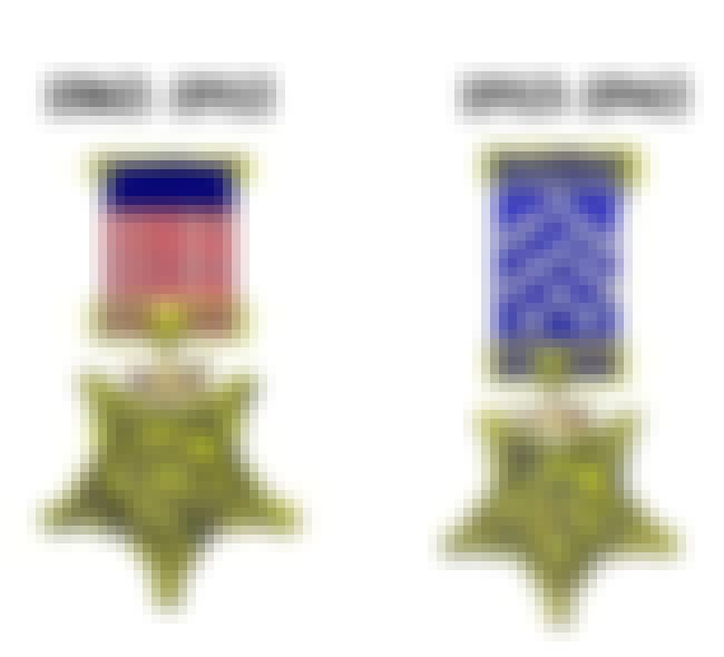Daniel Daly is listed (or ranked) 4 on the list All Distinguished Service Cross Winners