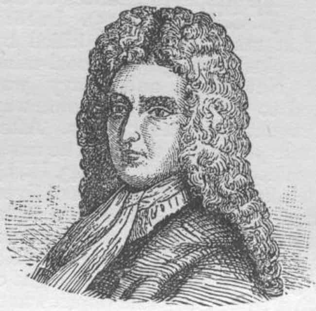 Daniel Defoe is listed (or ranked) 4 on the list Famous Male Spies