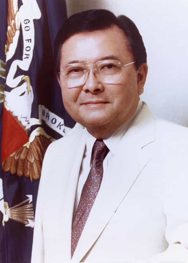 Daniel Inouye is listed (or ranked) 3 on the list Every Person To Lay In State In The US Capitol