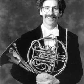 Daniel Katzen is listed (or ranked) 3 on the list The Best Horn Players in the World