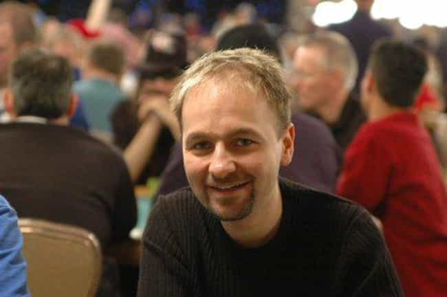 Daniel Negreanu is listed (or ranked) 3 on the list Richest Poker Players In The World